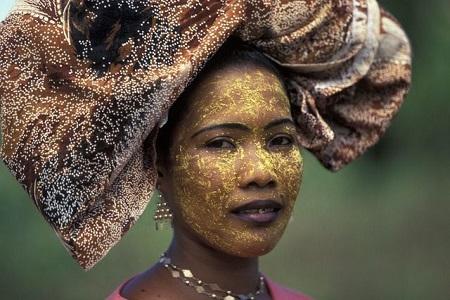 Femme de Madagascar