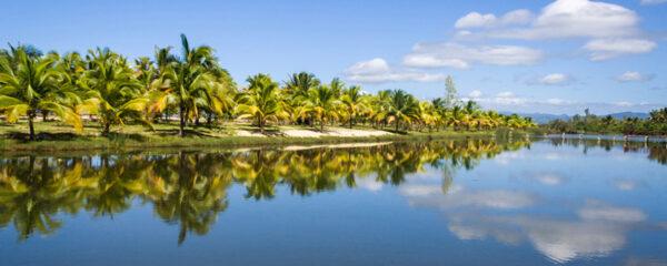L'île des contrastes